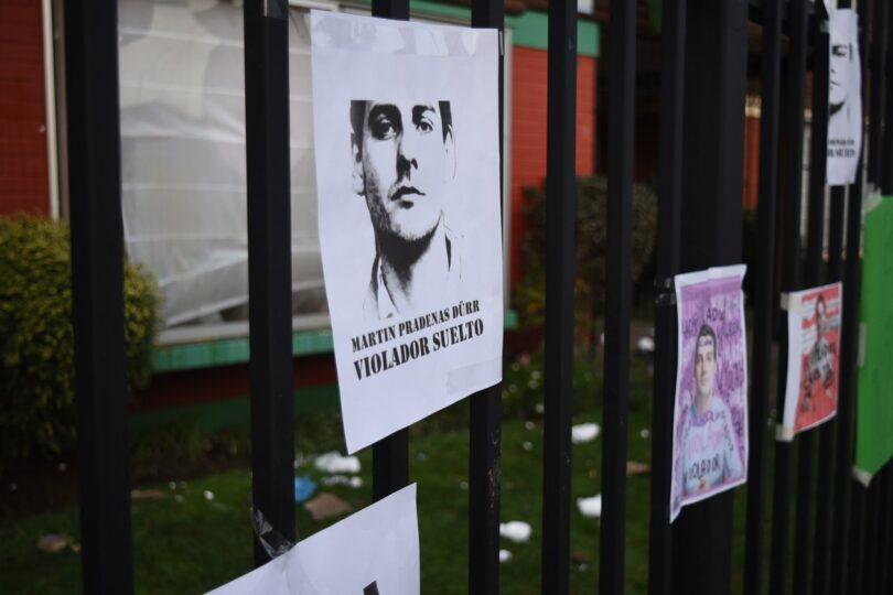 Corte Suprema declara inadmisible recurso de amparo de Martín Pradenas
