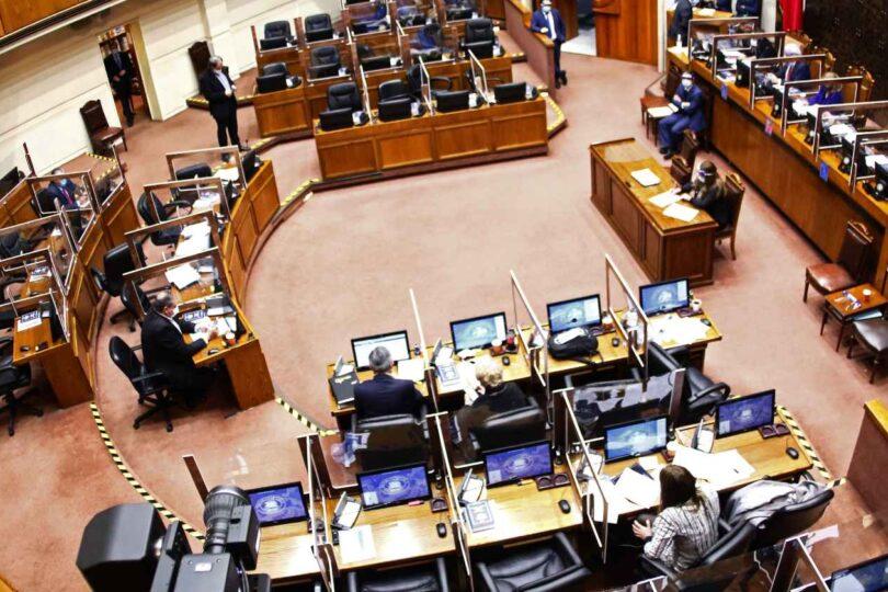 Senado pide suspender tramitación de proyecto de ayuda a las Pymes