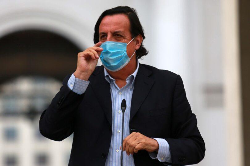 """Ministro Pérez por nuevo ataque en La Araucanía: """"La violencia no resuelve ningún problema"""""""
