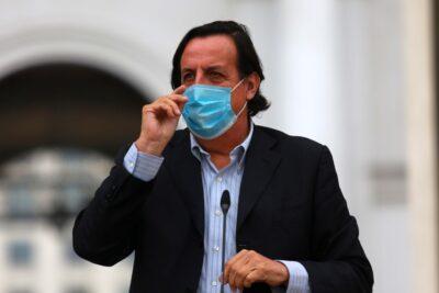 """Ministro Pérez explica su visita a La Araucanía: """"Yo no fui a provocar a absolutamente nadie"""""""