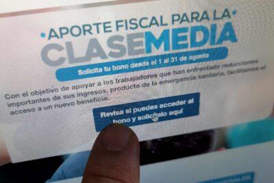 Licencias, seguro de cesantía y nuevos trabajadores: los problemas en el Bono Clase Media que el Gobierno no consideró