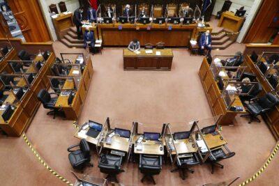 Senado realizará charlas vía streaming para hablar sobre la nueva Constitución y el plebiscito
