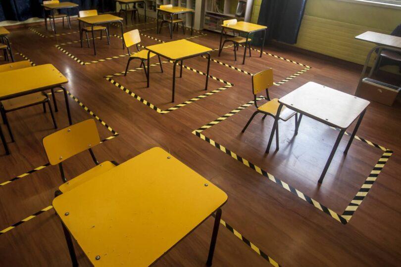 """Las condiciones para poner en marcha el plan """"Paso a Paso"""" a nivel escolar"""