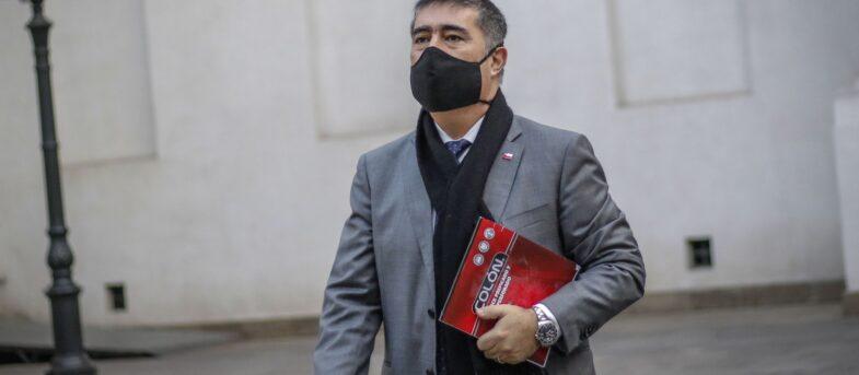 """El llamado de Desbordes tras polémica de Hugo Gutiérrez: """"El PC va a tener que guardar silencio"""""""