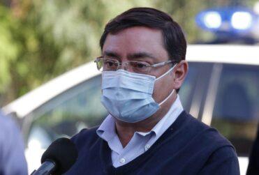 Intendente Guevara respaldó la baja de dos carabineros por lesiones a Fabiola Campillai