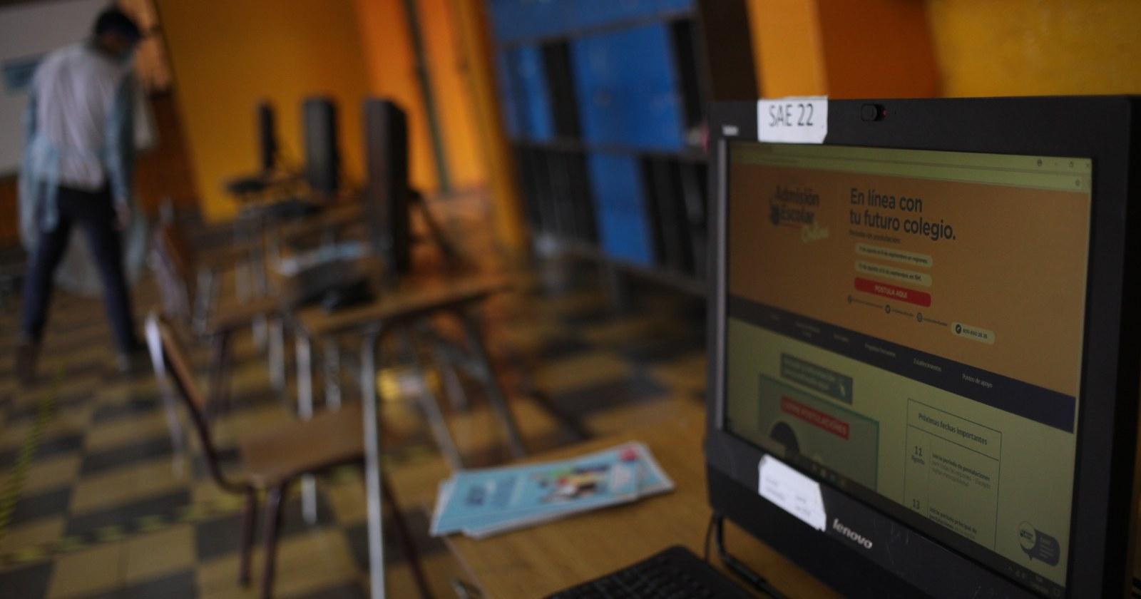 Comienza proceso de postulación a los colegios de la Región Metropolitana a través del Sistema de Admisión Escolar