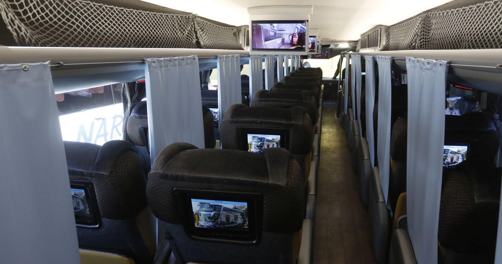 """""""Ministerio de Transportes presenta protocolo para viajes en buses y terminales"""""""