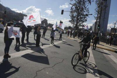 Plebiscito: oposición pide al CNTV redefinir tiempos asignados a quienes cambiaron de opción