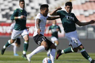 Derrota en casa de Colo Colo ante Santiago Wanderers marcan retorno del fútbol