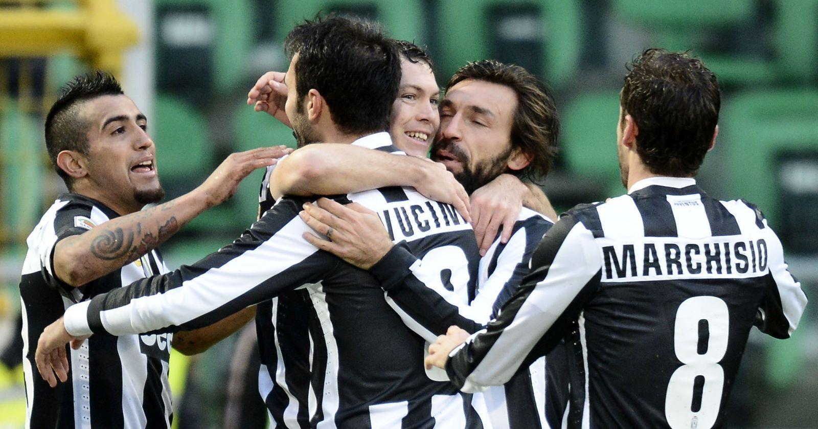 Pirlo y Buffon habrían contactado a Arturo Vidal para llevarlo a Juventus