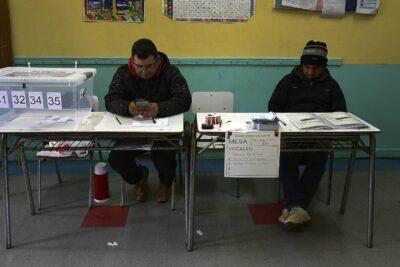 Servel habilita plataforma para que electores sepan dónde votarán en el plebiscito