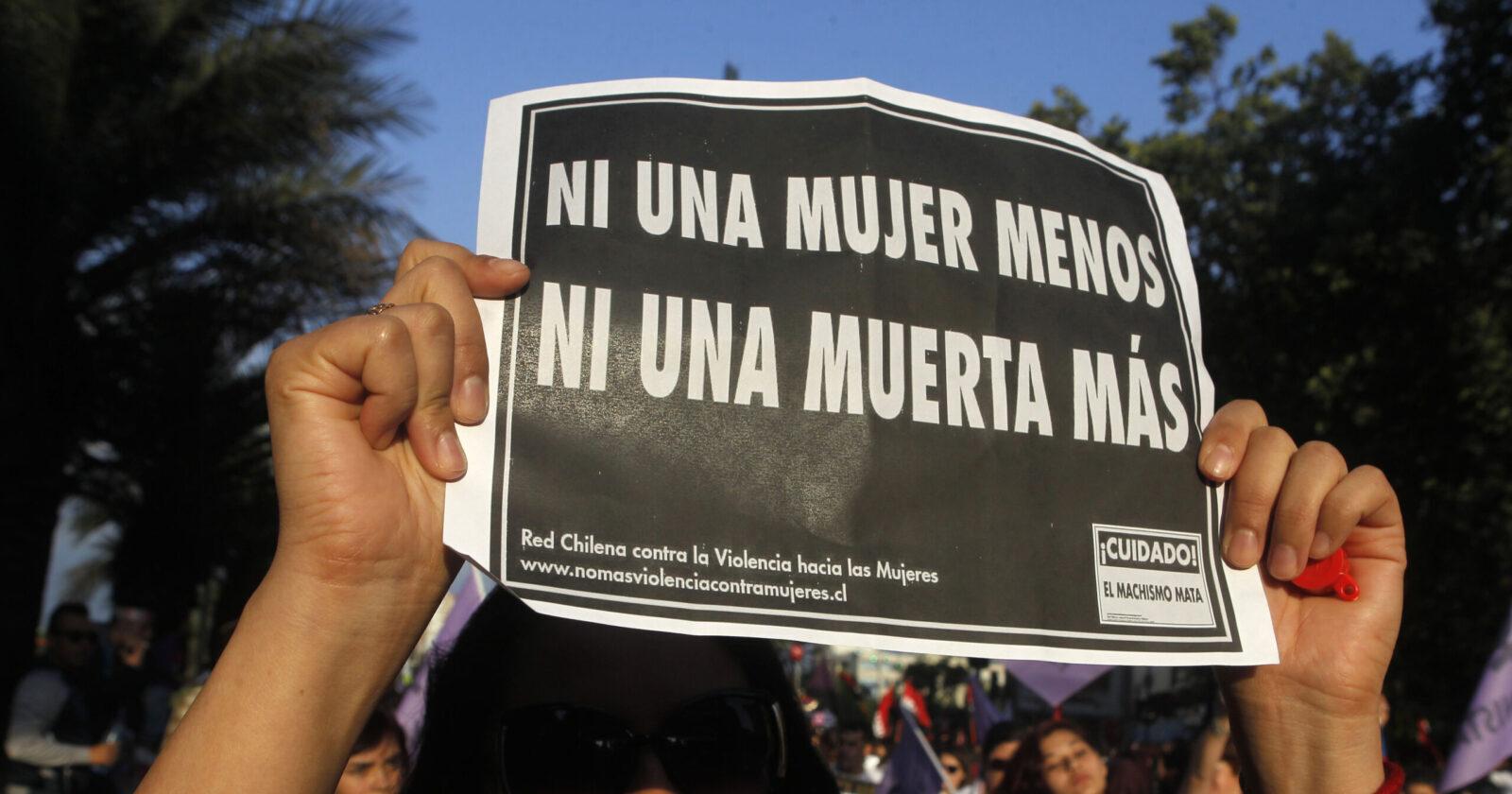 Los cuatro casos de violencia de género que han conmocionado a Chile