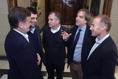 Elección de Evópoli ratifica a diputado Molina como presidente