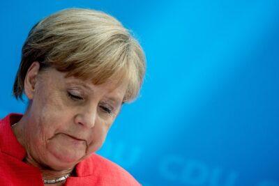 """Angela Merkel sobre asegurar la actividad escolar regular: """"Es nuestro primer objetivo"""""""