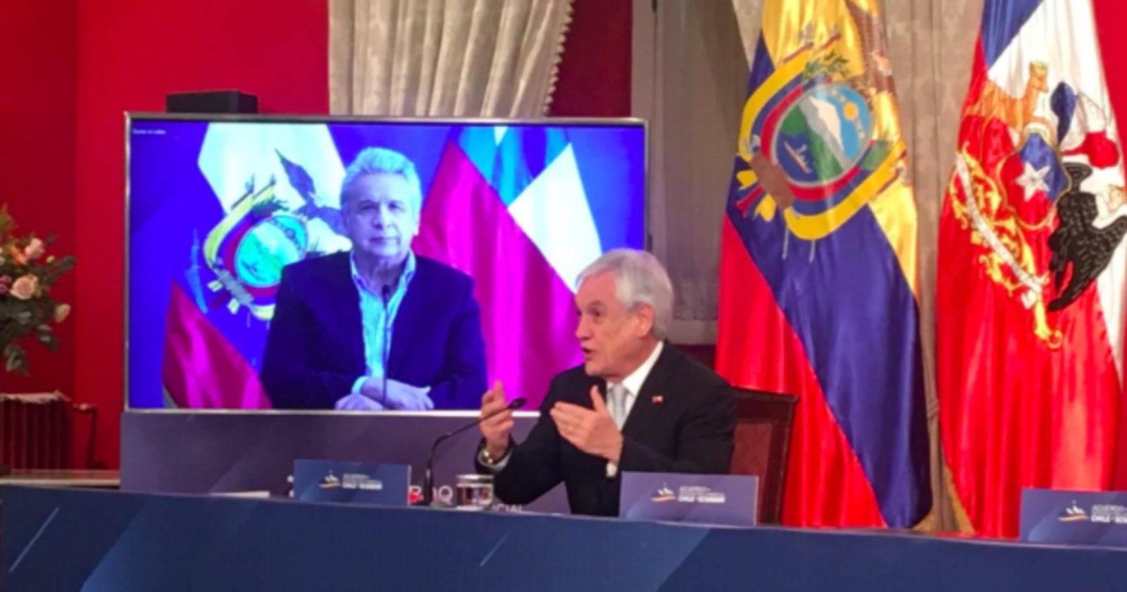 Qué permitirá el nuevo acuerdo económico firmado entre Ecuador y Chile