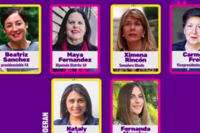 VIDEO – Grupo de mujeres por el Apruebo sufre sabotaje en reunión vía Zoom