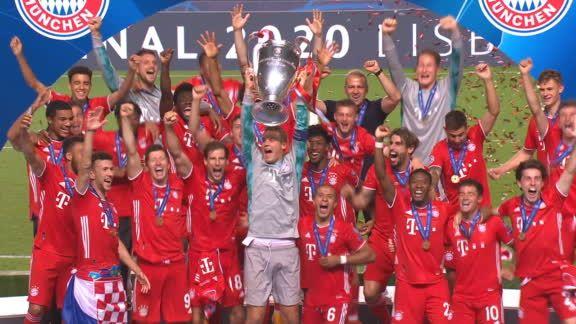 Bayern Múnich venció con lo justo al PSG y firma su sexta Champions