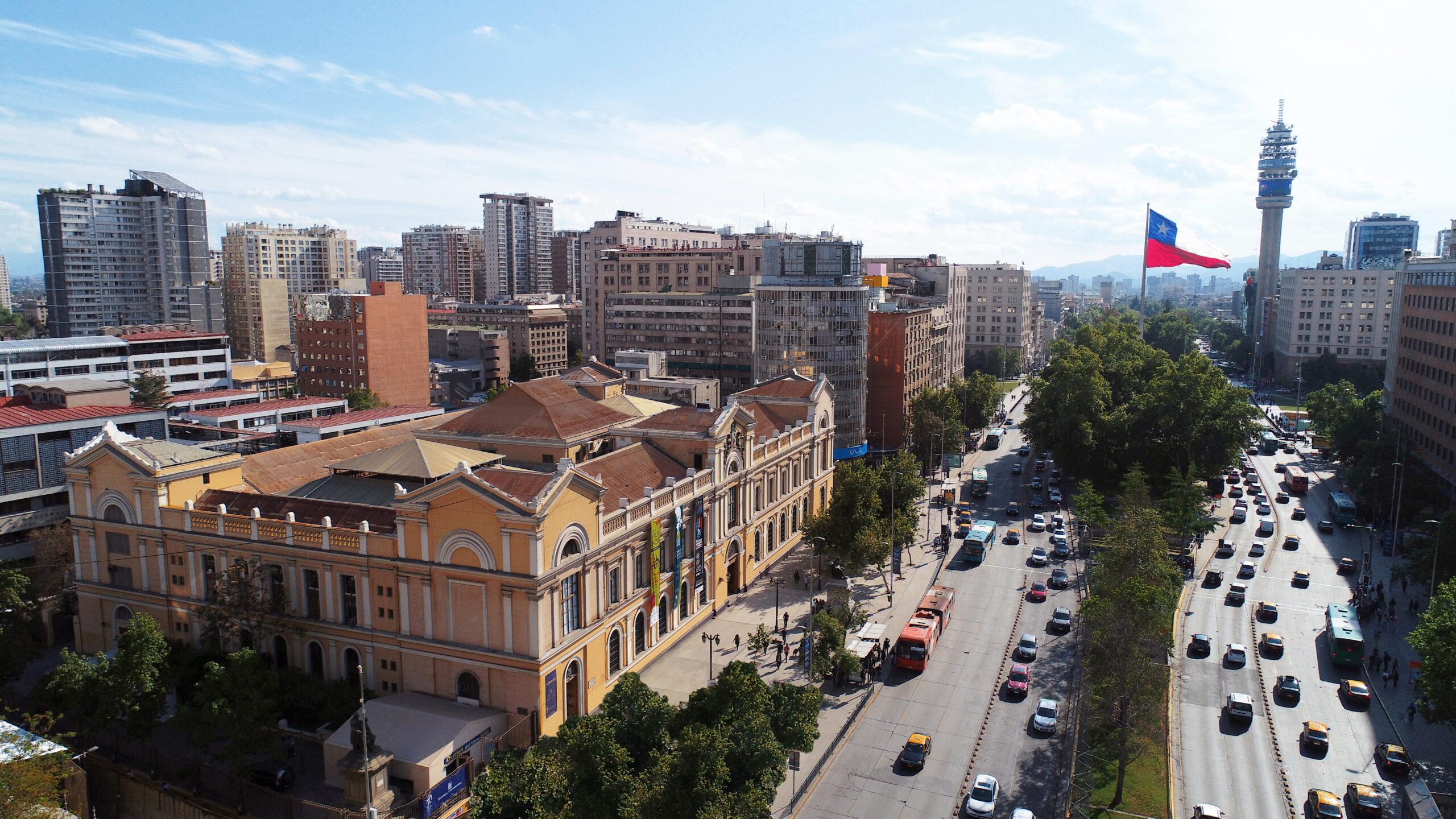 Habilitar un Campus 5G: la apuesta de la Universidad de Chile y Entel