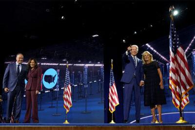 La Convención Demócrata