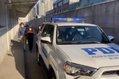 Puente Alto: mujer fue detenida por homicidio cometido en plena vía pública