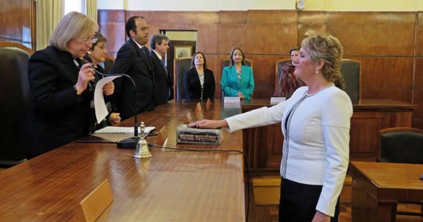 """""""Jueza de comisión que liberó a Hugo Bustamante en 2016:"""