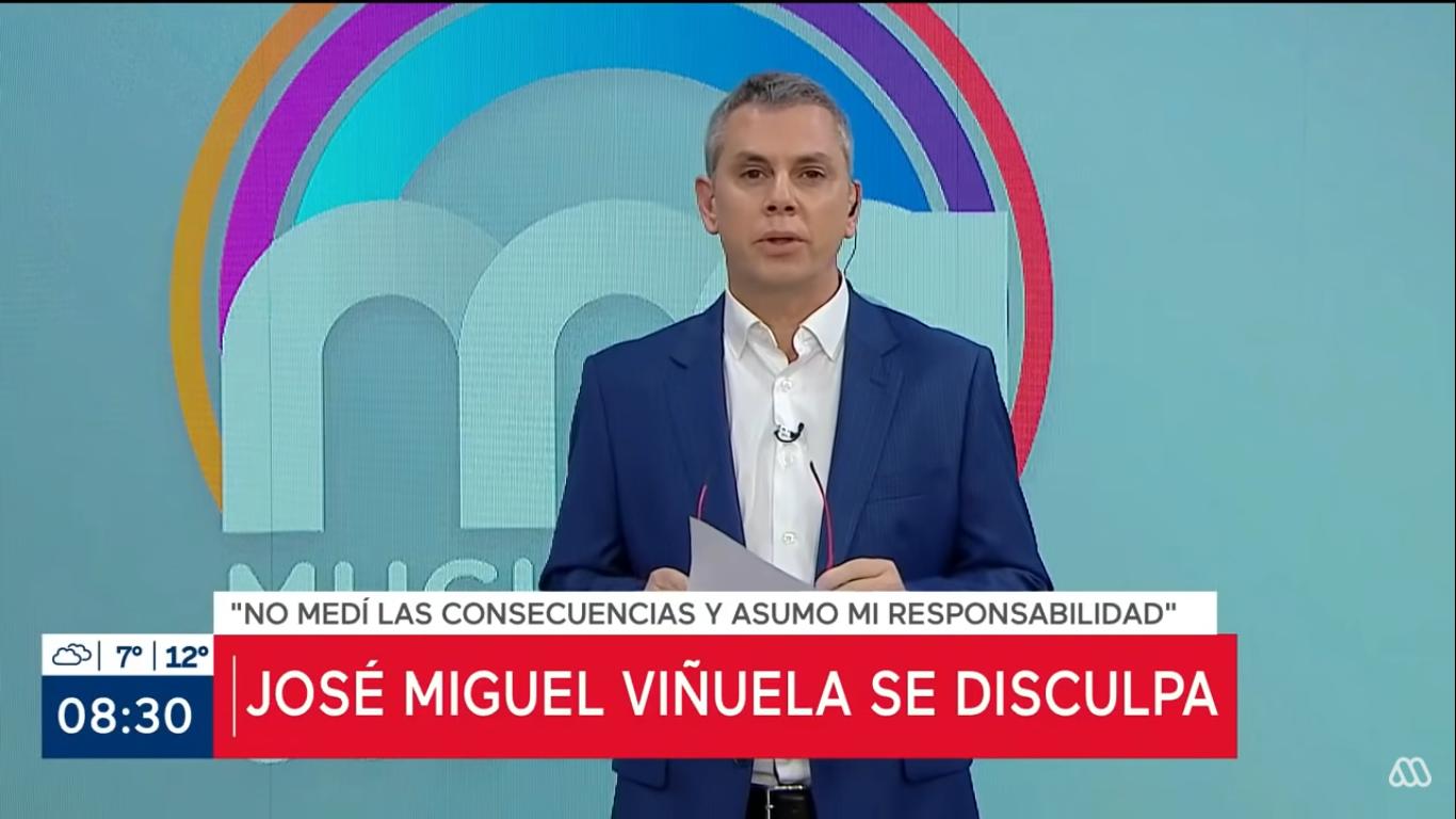 Camarógrafo que demandó a Viñuela: