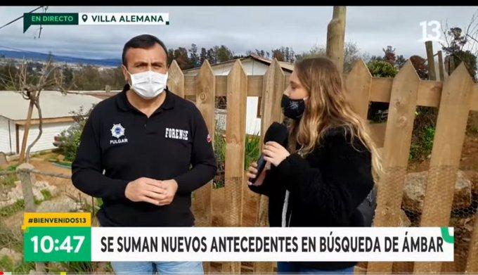 """Canal 13 defiende actuar de """"perito"""" de Bienvenidos en caso Ámbar Cornejo"""