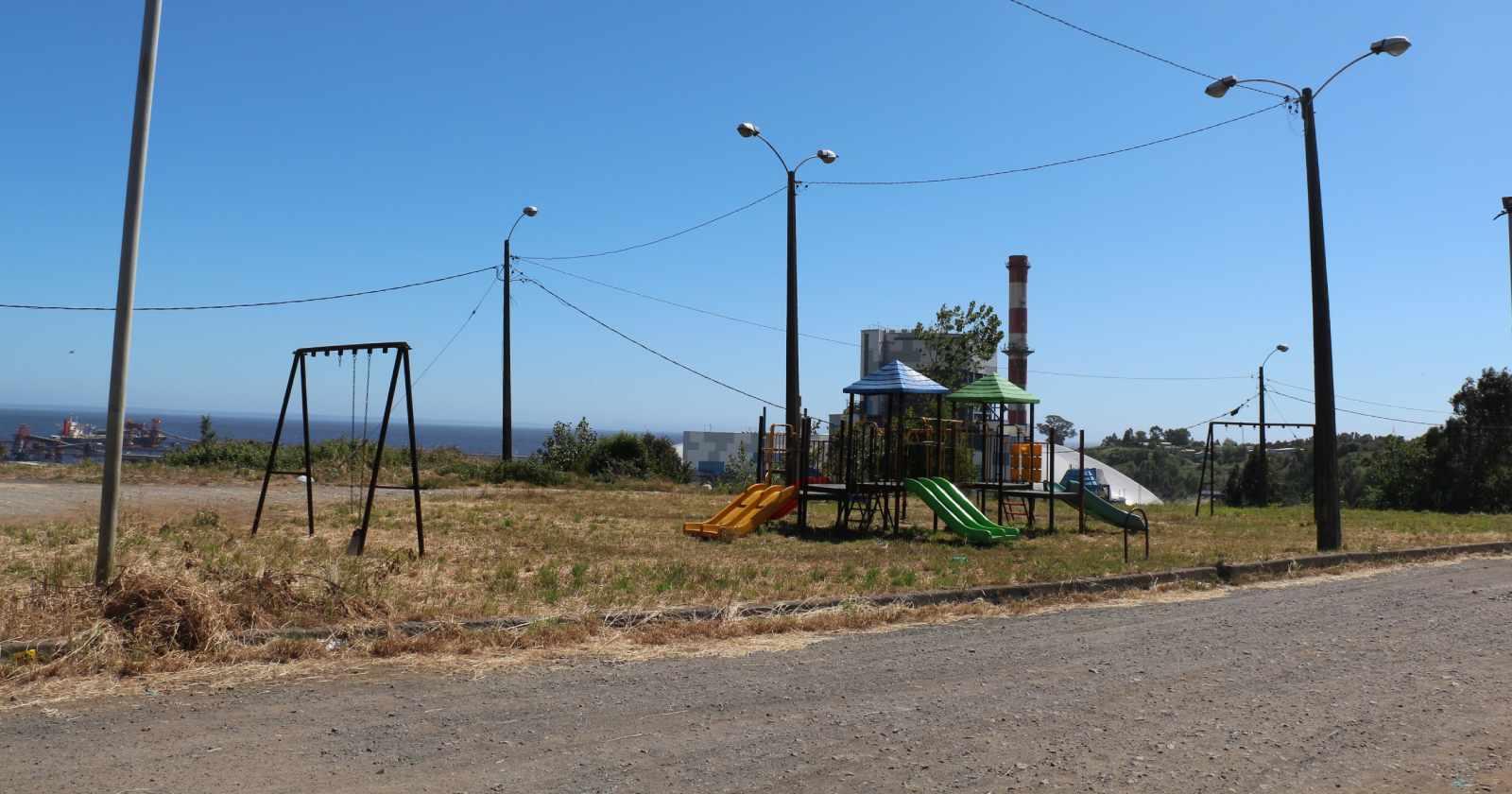 """""""Minvu avanza en construcción de plazas para eventuales amenazas naturales"""""""