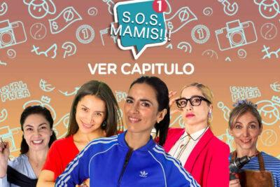 SOS Mamis debutará con nueva temporada en redes sociales de Mega