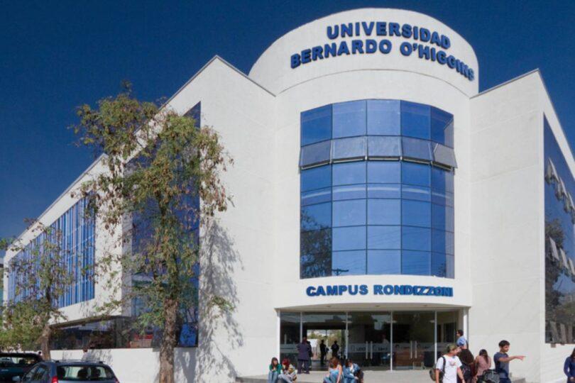 Universidad Bernardo O'Higgins se integra a la lista de planteles adscritos a la Gratuidad