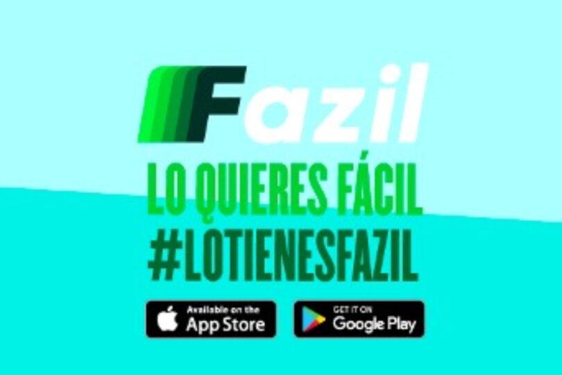 Aplicación Fazil suma a su oferta los productos de Falabella Retail y Sodimac