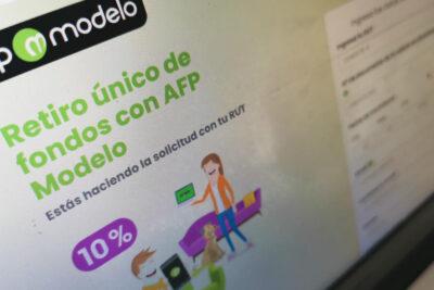 AFP Modelo asegura que comenzará a pagar a sus afiliados el 10% de sus pensiones