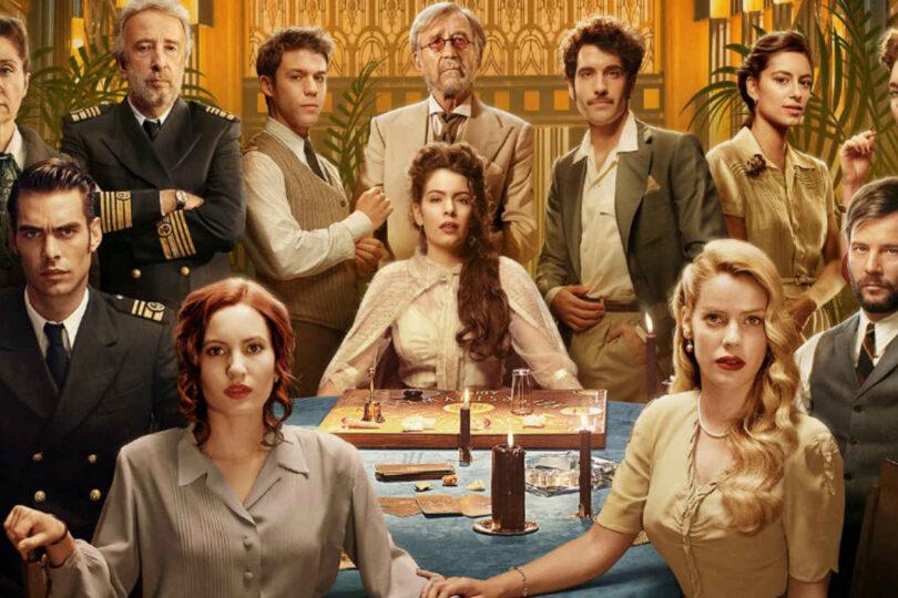 Alta Mar se despide de Netflix con su tercera temporada