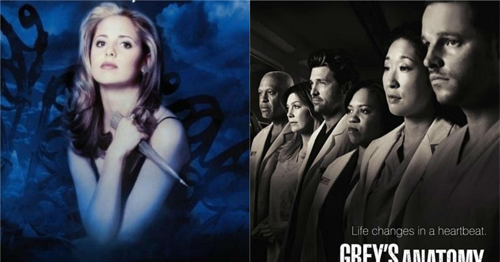 """""""De Buffy a Grey"""