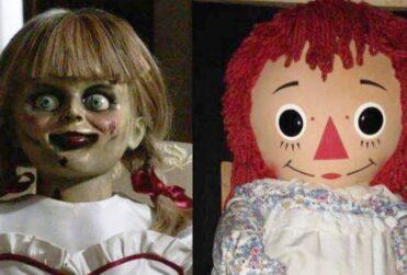 """La verdad tras el supuesto """"escape"""" de la muñeca Annabelle que alertó a Twitter"""
