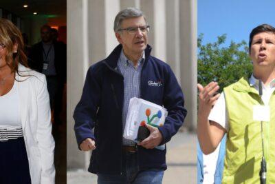 Barriga, Lavín y Castro: los alcaldes de mejor reputación digital según ranking de Ipsos