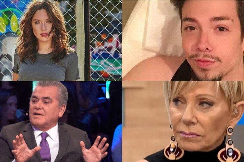 Todas las polémicas de la familia Argandoña Calderón