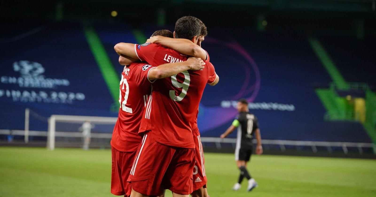 Bayern Munich y PSG jugarán la final de la Champions League