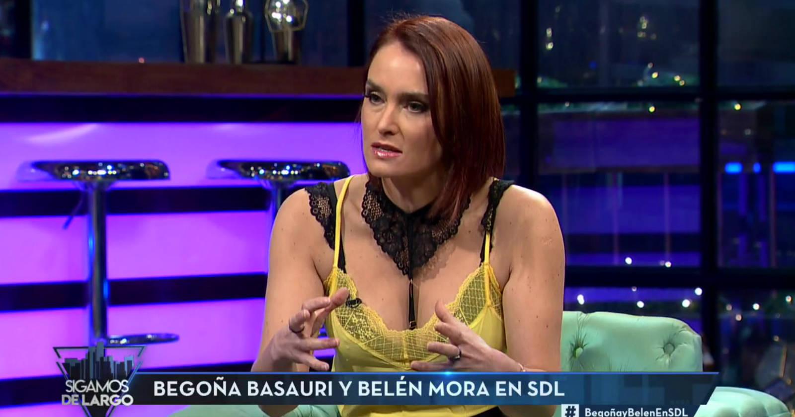 Begoña Basauri y polémica de Viñuela en el Mucho Gusto: