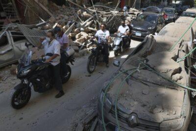 Beirut: el día después