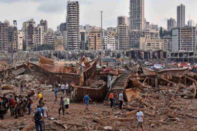 Nitrato de amonio: la sustancia que causó la devastadora explosión en Beirut