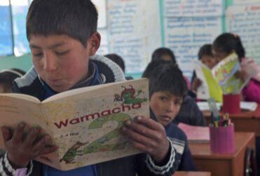 """Bolivia clausuró el año escolar 2020 por el coronavirus: """"Todos pasan de curso"""""""