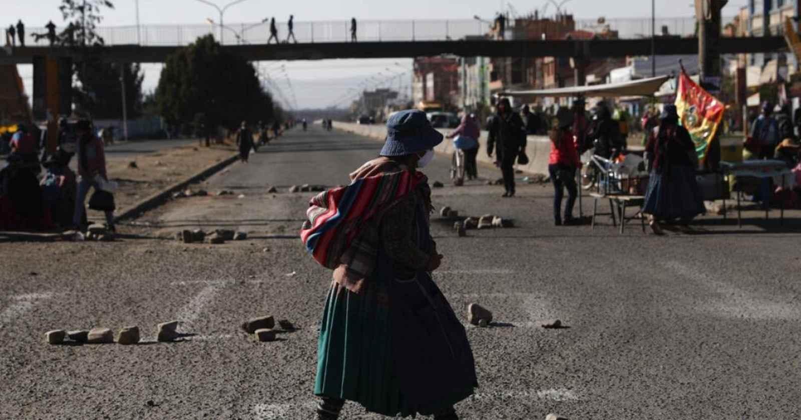 Bolivia: violentos enfrentamientos por retraso de las elecciones presidenciales