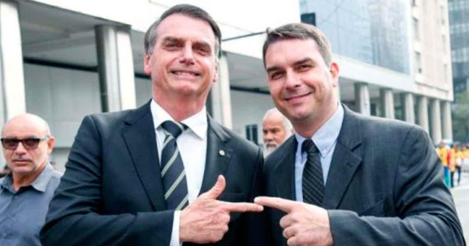 Hijo mayor de Bolsonaro tiene coronavirus y se tratará con hidroxicloroquina