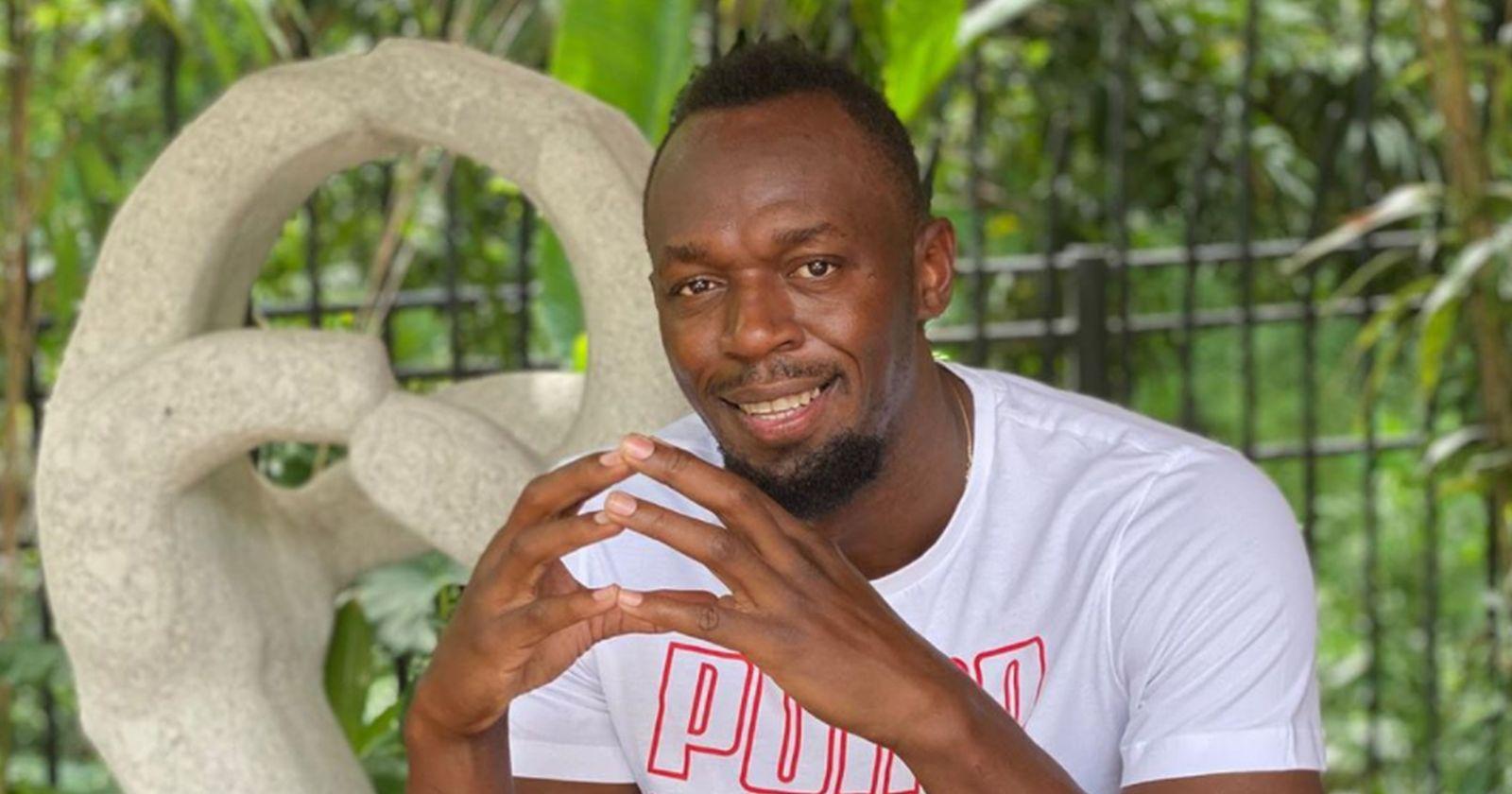 """""""Usain Bolt está en cuarentena por COVID-19 tras su fiesta de cumpleaños en Jamaica"""""""