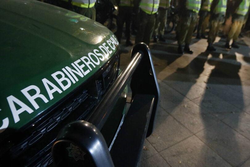 Tres personas fallecieron en un departamento en Santiago Centro