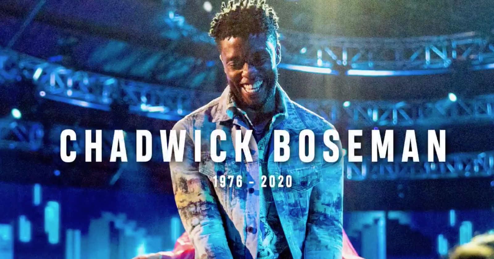 VIDEO - El homenaje de MTV a Chadwick Boseman en los VMAs