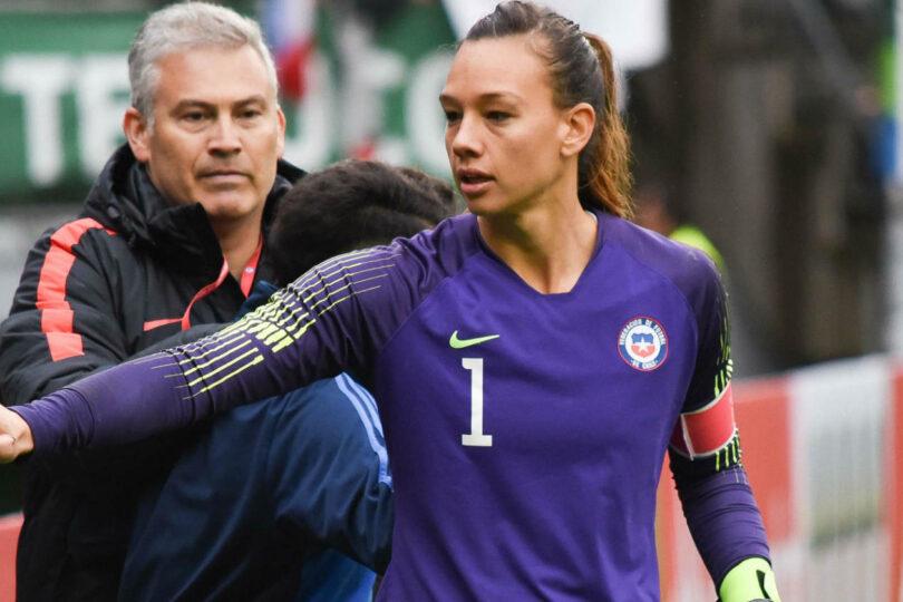 Christiane Endler y PSG cayeron ante Lyon en la final de la Copa de Francia femenina