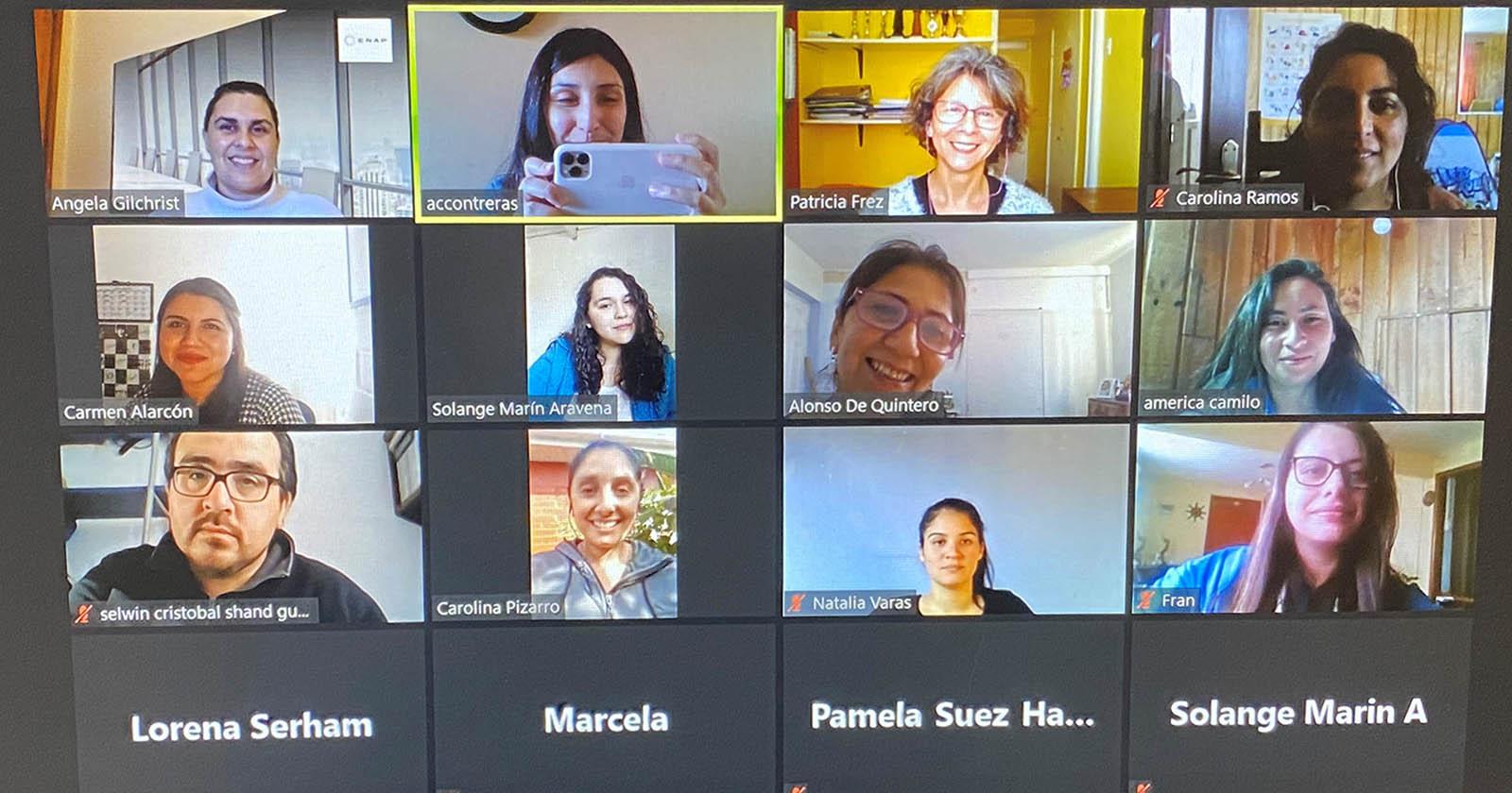 Más de 60 profesores de Quintero se capacitan en habilidades de educación online
