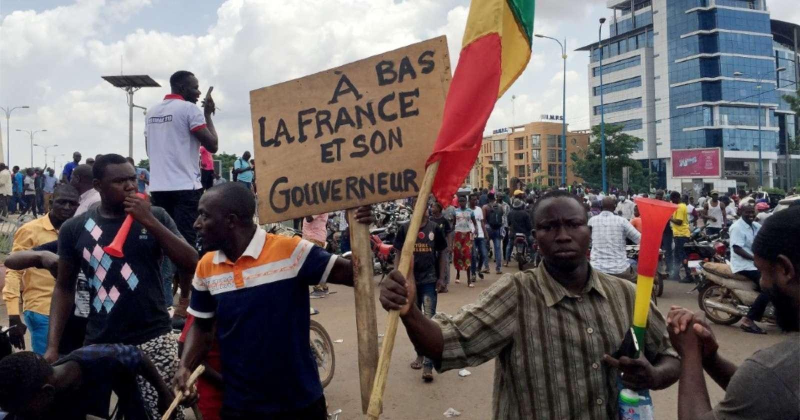 Golpe de Estado en Mali: militares rebeldes detienen al presidente y al primer ministro